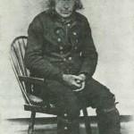 En selbygg «tå gammelsorta». Sivert Mikkelsen Velve (1802-1872).