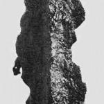 Spydspiss fra folkevandringstiden fra Kallar.
