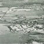 Kjeldstad bruk og Selbu meieri 1976. Foto: Ragde.