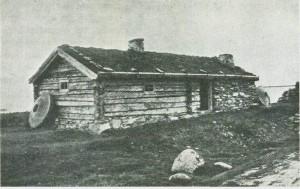 «Kvennfelstoggo» på Rødberget.