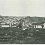 Hopkantbruddet omkring 1890. Foto E. Jenssen