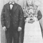 Det siste Gunder Rønsberg og Sofie Velve gjorde før de i 1887 reiste til Minnesota, var å gifte seg.
