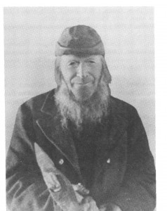 Jon Ingebriktsen, husmann og kvernstenshogger.