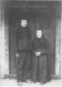 Marit og Per giftet seg i 1863 og gikk straks igang med å bygge og rydde husmannsplassen, som senere ble bruket Rønsbergsgjardet.