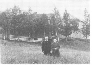 Bureiserne Tomas og Brynhild.
