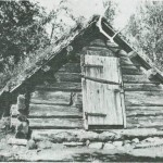 Slåttbu. Fra «Ustpå Bergi», Langlismarka.