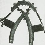 Hestegreie fra 1790. (Bygdemuseet.) Foto Garberg.