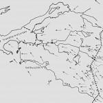 Skuringsstriper i Selbu-Stjørdalsområdet.
