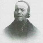 Per  Pålsen,   f.   1824, fotografert    omkring  1890 av Stinnessen i