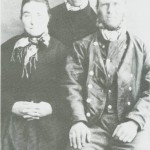 Sigrid og Bersven Haugen og fostersønnen Guttorm
