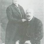 Mali og Peder Johannes Norbye.