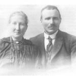 Oline og Peder N. Guldseth.